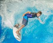 Moritz Wienecke Eisbach Riversurfboard