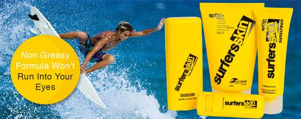 Sonnenschutz Geschenk für Wellenreiter