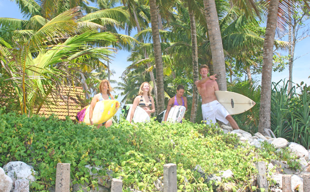Wavefactory Surfcamp Sri Lanka