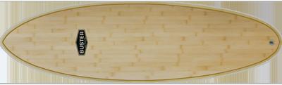 Bullet Surfboard Shape Bambus