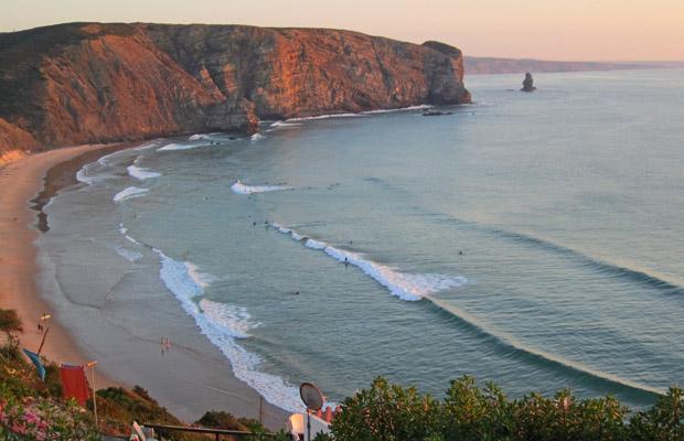 Surfen Arrifana Algarve