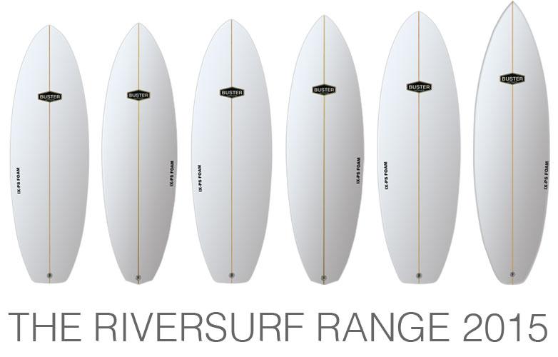 Riversurfen Boards