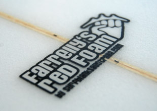 Surfboard Blanks Logo