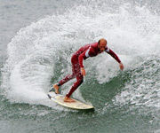 Performance Surfing Cut Back