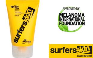 Sonnencreme Surfers Skin
