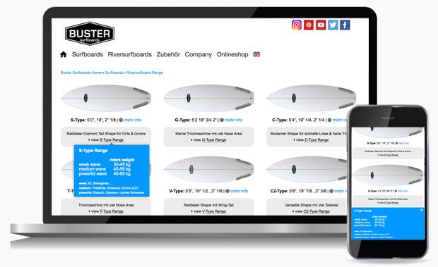 Surfboard Auswahl Jochen Schweizer Welle