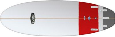 Groveler Surfboard Bottom