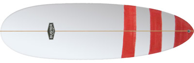 Pinnacle Surfboard Top