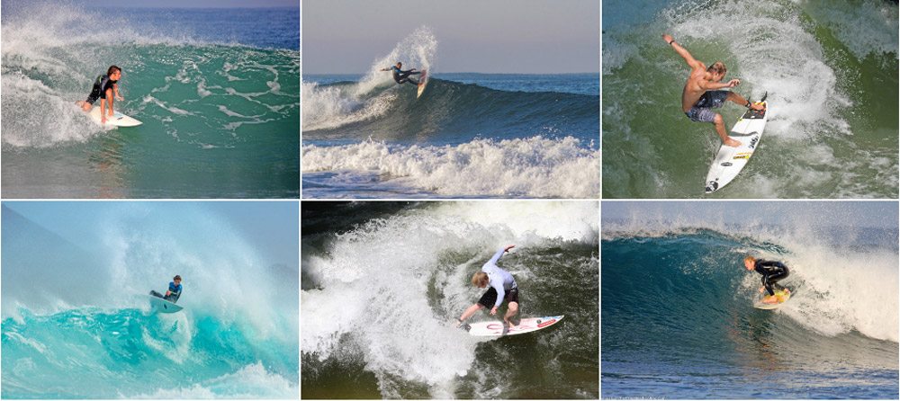 Bilder deutsche Surfer