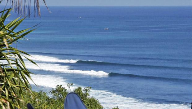Wellenreiten uns Surfen Brasilien September