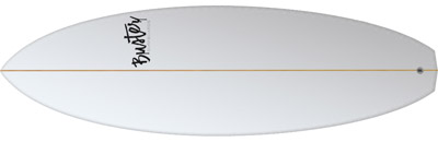 Riversurfboard 5'0 S-Type