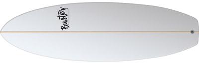 Riversurfboard 5'5 Eisbach Citywave T-Type