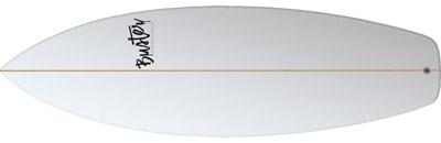 Breites Riversurfboard Buster C2-Type
