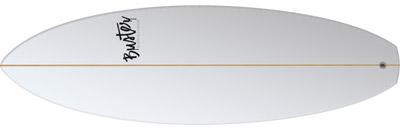 Riversurfboard Eisbach 5'2 G-Type