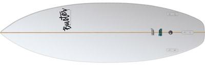 surfboard Citywave Unit Wave Kinder Damen Bottom