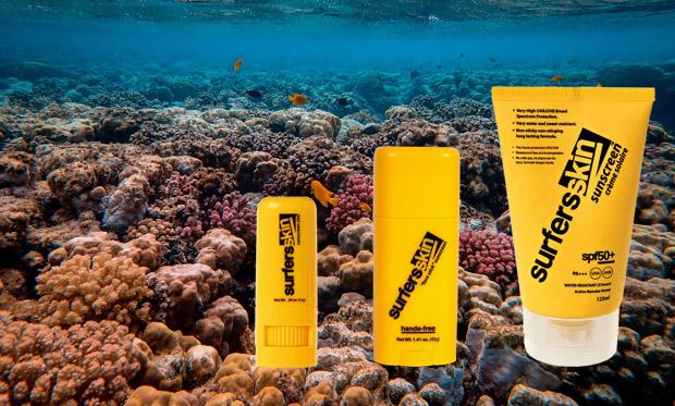 Sonnencreme Korallen Freundlich