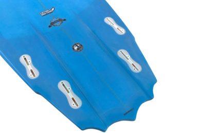 Groveler Surfboard Shape Tail