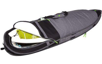 Double Surfboard Bag offen