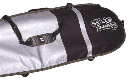 Surfboard Double Boardbag Unterseite