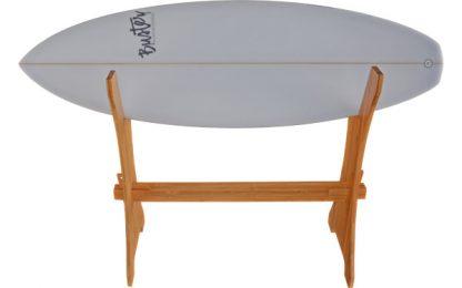 Surfboard Rack Shaper Seitenansicht