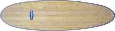 Micro Egg Surfboard Shape Bambus