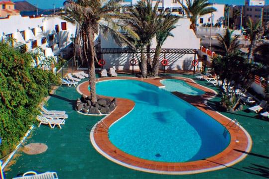 Appartements für Surfer Corralejo Fuerteventura