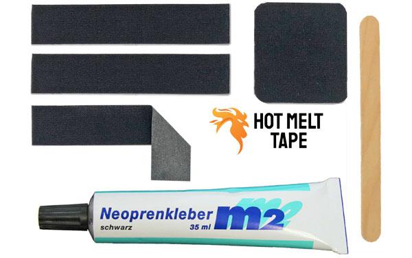 Neoprenanzug Reparatur Neopren Flicken