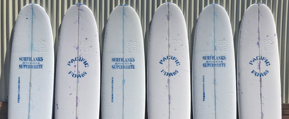 Surfboard Blanks PU