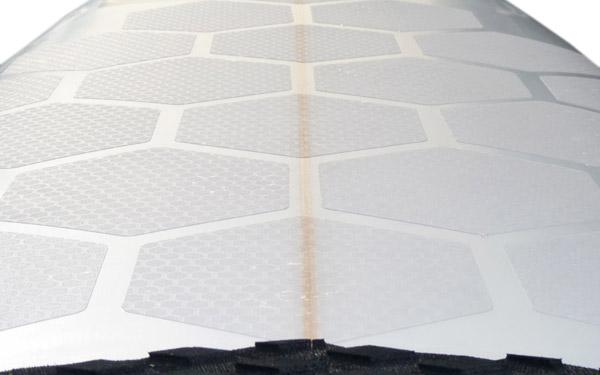 Surfboard Footpad Frontpad Hexatraction