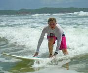 Egg Surfboard Beginner