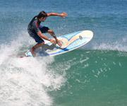 Egg Surfboard Floater