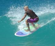 Groveler Surfboard auf Fuerteventura