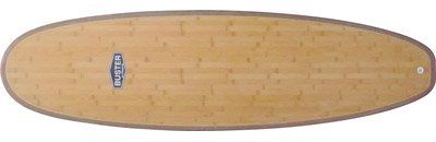 Holz Surfboard Wombat