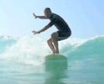 Small Wave Surfen