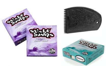 Surfboard Wax cold Set