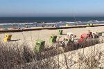 Wellenreiten Langeoog Strand