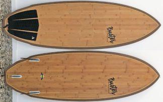 Holz Surfboard Gebraucht