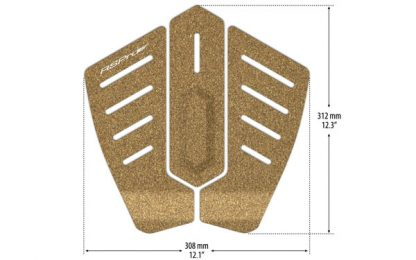 Kork Footpad Surfboard Maße