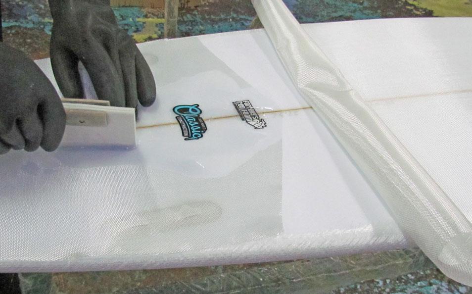 Surfboard Herstellung Eisbach