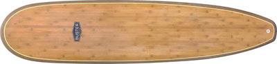 Minimalibu Surfboard Holz Bamboo 7'6