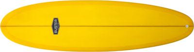 Micro Egg Surfboard Shape