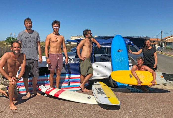 Surfboard Volumen
